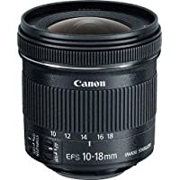 Canon EF-S 10-18mm f/4.5-5.6 IS STM Lens International Version (No warranty)
