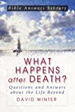 What Happens after Death?, David Winter, 1577488148