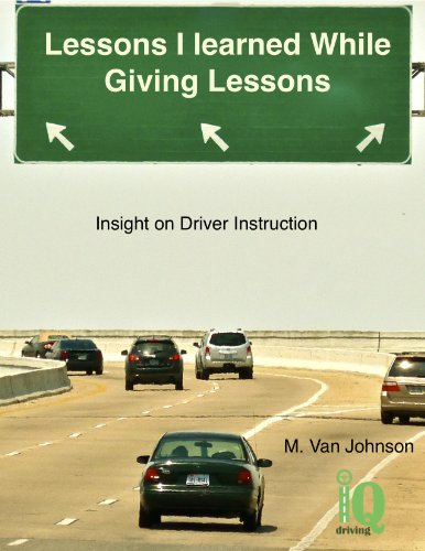 Lessons I Learned While Giving Lessons
