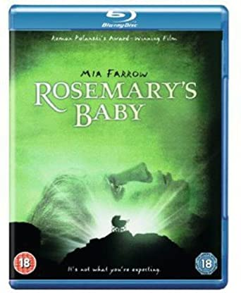 Image result for rosemary's baby blu ray criterion
