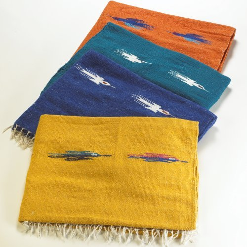 Phoenix Yoga Blanket:Color&ndsh;Yellow