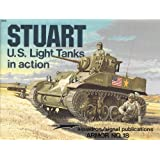 Stuart Light Tanks in action - Armor No. 18
