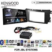 Volunteer Audio Kenwood DDX9904S Double Din Radio Install Kit with Apple CarPlay Android Auto Bluetooth Fits 2011-2012 Toyota Avalon with Amplified System