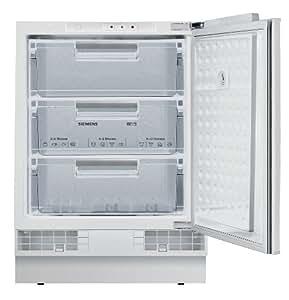 Siemens GU15DA55, 220 - 240 V, 50 Hz, A+, 193 kWh/year, 90 W, 38 Db - Congelador
