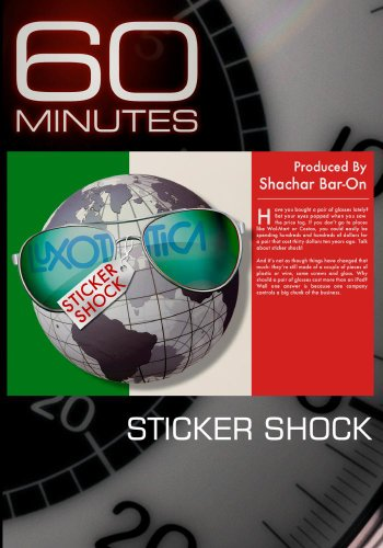 60 Minutes - Sticker Shock - Minute Oakley Sunglasses