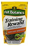 Pet Botanics Training Reward Bacon Flavor Dog Treats are made with real pork liver and feature a soft, moist consistency and aroma that dogs love. The small size is ideal for repetitive rewards required during training. Meat is the #1 ingredient and ...