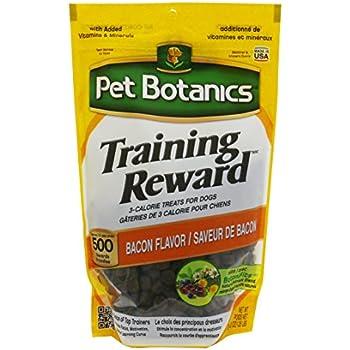 Amazon.com : Crazy Dog Train-Me! Training Treats, Bacon