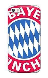 Prettyiphone 5/5s Case Cover Bayern Munchen Fc Logo Series High Quality Case