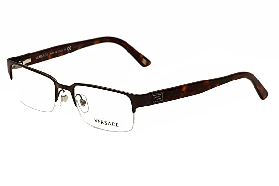 25038b131a6 Amazon.com  Versace Men s VE1184 Eyeglasses 53mm  VERSACE  Shoes