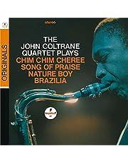 The John Coltrane Quartet Plays Chim Chim Cheree, Song of Praise, Nature Boy, and Brazilia
