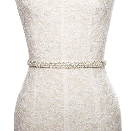 Rhinestone pearls wedding accessories bridesmaid
