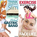 Look Great with Hypnosis Bundle: Become a More Attractive Person, with Hypnosis Speech by  Hypnosis Live Narrated by  Hypnosis Live