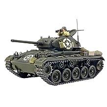Tamiya Italeri Series No.20 1/35 American light tank M24 Chaffee 37020