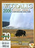 Woodall's Western American Campground Directory, Woodall Publishing, Corp., 0762739436