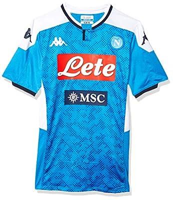 Ssc Napoli Italian Serie A Mens Home Match Shirt 2019/2020