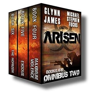 book cover of Arisen Books 4-6