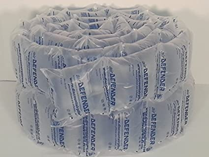 Amazon com: 8 x 8 airDEFENDER air pillows 56 quantity 26 gallons