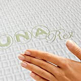 quilted matress cover queen - Mattress Protector Waterproof Queen Cover Bed Pads For Incontinence Bed Bugs Accidents and Spills - Washable White Quilted