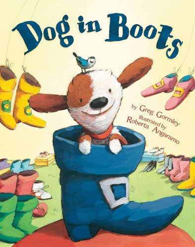 Dog In Boots ()