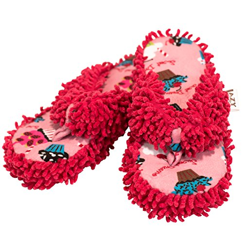 Sweet Dreams- Cupcake Spa Slippers by Lazy