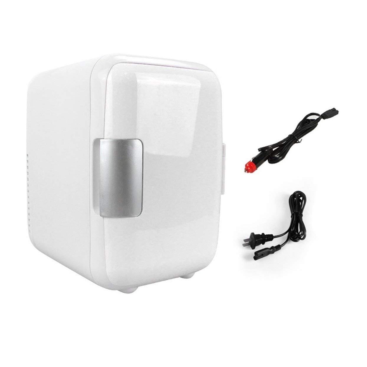 anyilon Dual-Use 4L Home Car Use Refrigerators Ultra Quiet Low Noise Car Mini Refrigerators Freezer Cooling Heating Box Fridge by anyilon (Image #1)