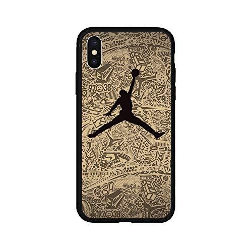 1 piece Brand NEW DS2 Dsquared ICON Maple Jordan AIR Soft Case for iPhone 7Plus 8Plus 7 8 Plus X Xs Max XR 5s SE 6 6s Plus Phone Cover (Best Prepaid Cell Phone Plans Comparison)