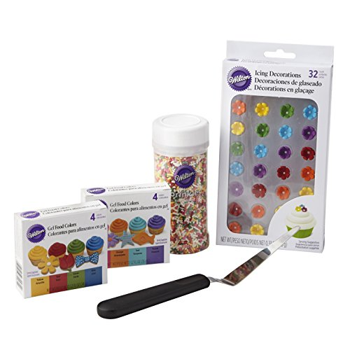 rainbow cookie dough kit - 8