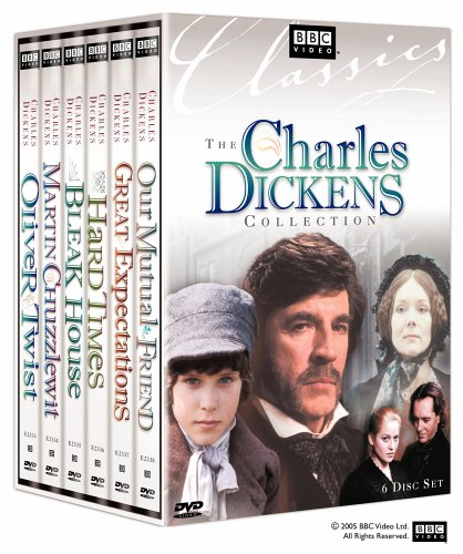 The Charles Dickens Collection, Vol. 1 (Oliver Twist / Martin Chuzzlewit / Bleak House / Hard Times / Great Expectations / Our Mutual Friend) by Warner Home Video