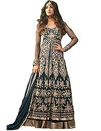Delisa Fashion Designer Anarkali Salwar Suit for Women Maisha New