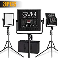 GVM 520S-B Bi-Color LED 3-Panel Kit