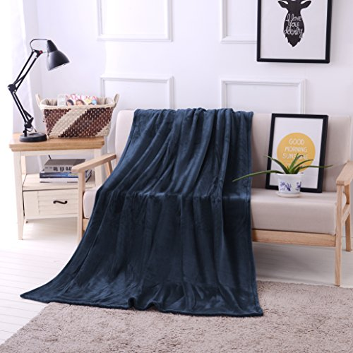 ury Flannel Velvet Plush Throw Blanket – 50
