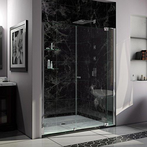 Custom Pivot Shower Door - 7