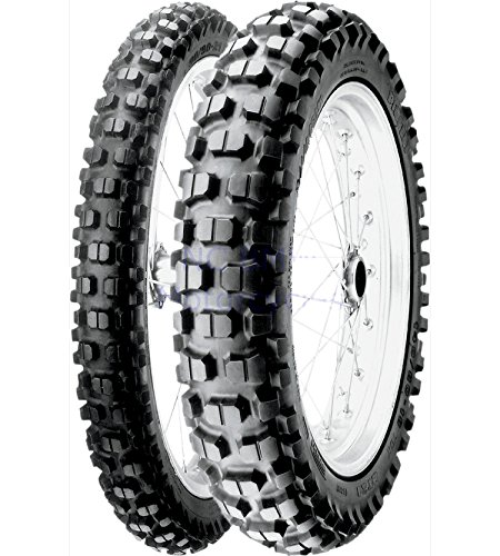 Pirelli MT 21 Dual Sport Motorcycle Tire - 130/90-17, 68P / Rear