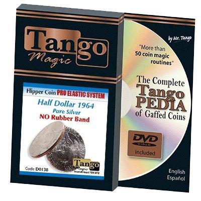 stic Half Dollar 1964 wDVD D0138 by Tango ()