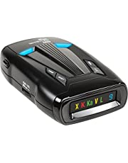 Whistler CR65 Laser Radar Detector: 360 Degree Protection and Tone Alerts