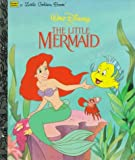 The Little Mermaid, Little Golden Books Staff, 0307001067