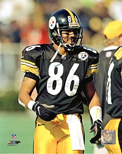 "Hines Ward Pittsburgh Steelers Action Photo (Size: 20"" x 24"")"