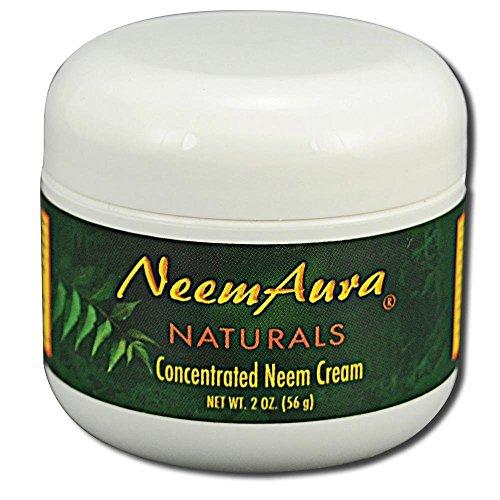 Neem Aura Naturals - Neem Cream With Aloe Vera (Therapeut...
