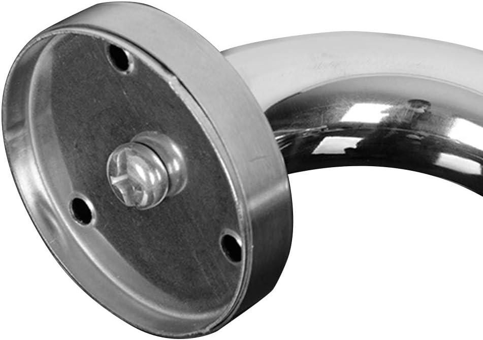 1 piezas Barra de Ba/ño Acero Inoxidable Asa De Seguridad Para Ba/ño Largo 40cm S/ólido Manija de la Ducha//del Ba/ño Toallero