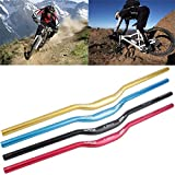 Tmalltide MTB Mountain Bike Bicycle Aluminum Alloy 31.8 x 780 mm Riser Handlebar