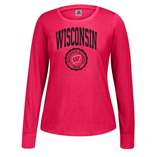 Wisconsin badgers womens jersey badgers womens jersey for Wisconsin badgers shirt women s
