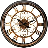Brookwood Home HHWC20 Round Wall Clock, 20 1/2""