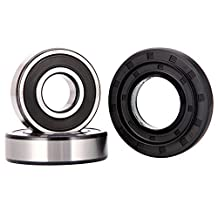 LG & Kenmore 4036ER2004A Kit, Rotating quiet, High speed and Long life. Washer Tub Bearings and Seal Kit. (4280FR4048E + 4280FR4048L + 4036ER2004A).