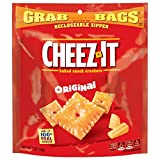 Cheez-It, Baked Snack Cheese Crackers, Cheddar
