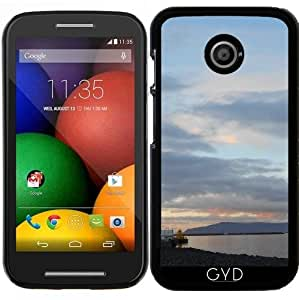 Funda para Motorola Moto E (Generation 1) - Playa En Islandia by Cadellin