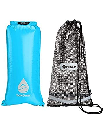 Såk Gear SnorkelSåk 2-in-1 Mesh Snorkel Bag with Removable Interior Waterproof Dry