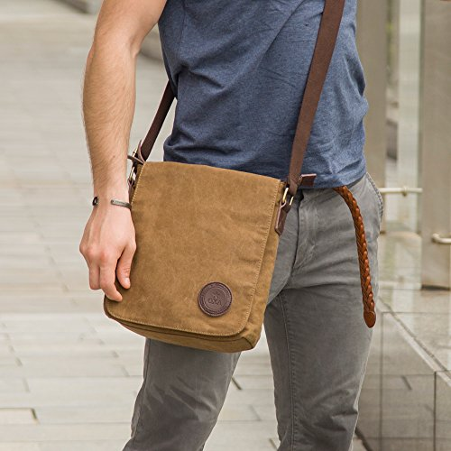 Oxa piccola borsa messenger a tracolla con tracolla borsetta