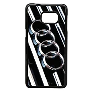 Samsung Galaxy Note 5 Edge Cell Phone Case Black Audi Plastic Durable Cover Cases NYTY232535