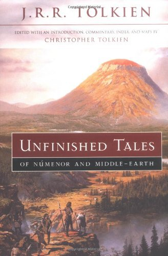 Download By J.R.R. Tolkien - Unfinished Tales of Numenor and Middle-Earth (12.2.2000) ebook