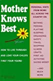 Mother Knows Best, Karen Javitch and Amy Friedman, 0897090322